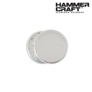 Hammer craft Silver Clear Top Aluminum 2.2 Grinder