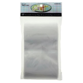 Crafts Resealable Bags