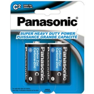 Panasonic C Battery