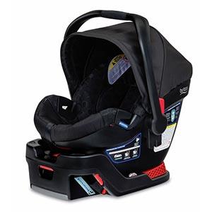 Britax B Safe 35 Infant Seat, Black Review