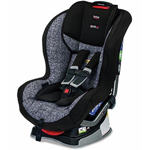 Britax Marathon G4.1 Convertible Car Seat, Static Review