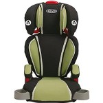 Graco Highback Turbobooster Car Seat, Go Green Review