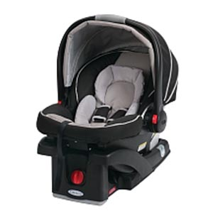 Graco SnugRide Click Connect 35 Infant Car Seat, Pierc Review