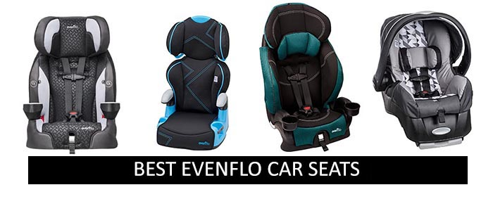 Best Evenflo car seats