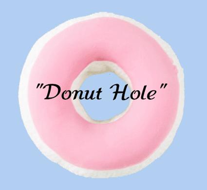 dount hole