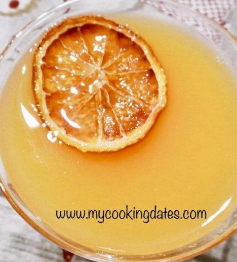 Cocktail Aperol con naranja