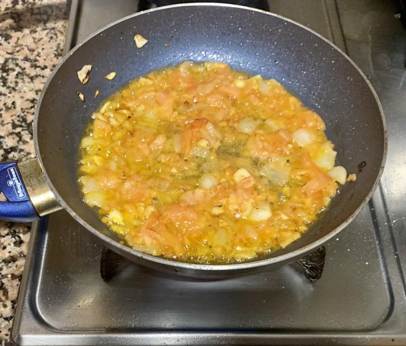 Carne en salsa