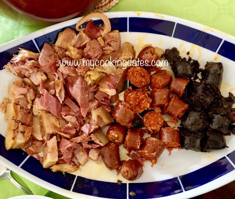 Compango Fabada Asturiana