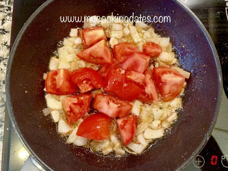 salsa albondigas Caseras