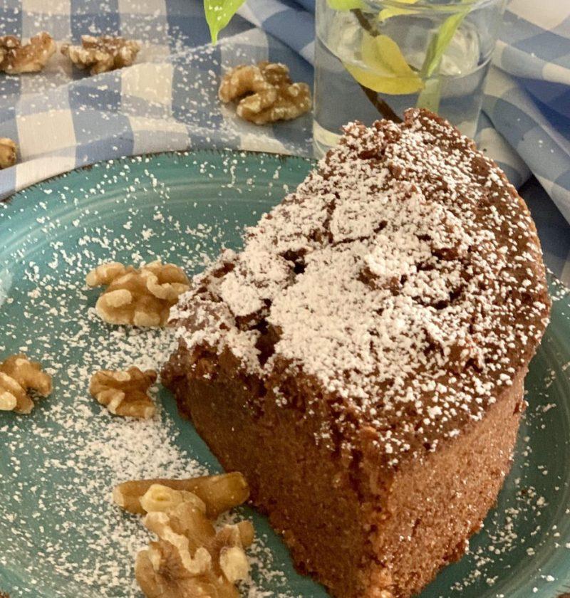 Brownie de Chocolate con leche