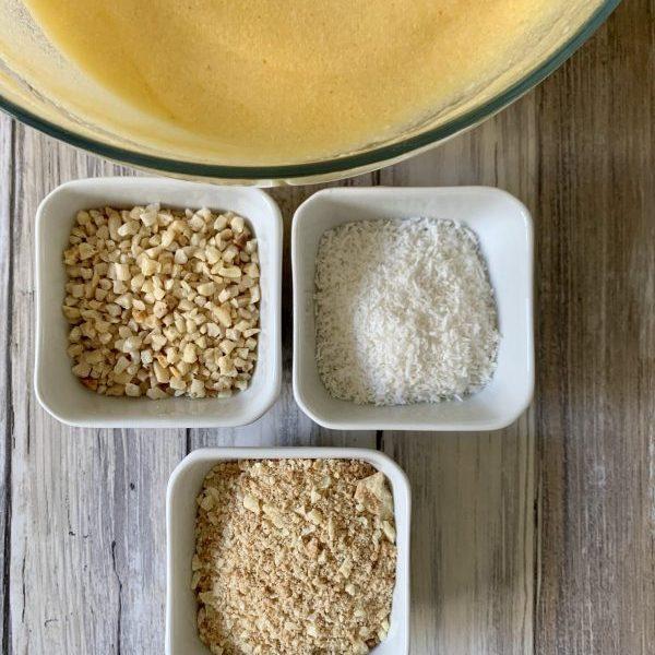 Coc, crocanti y Galletas