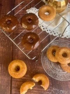 Donuts Caseros Receta