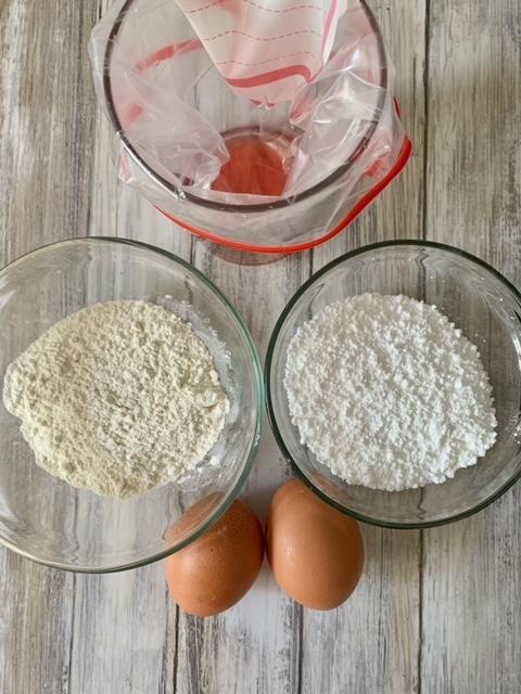 Ingredientes Soletillas