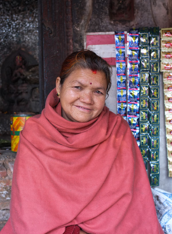 woman-in-nepal