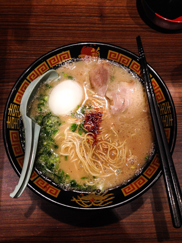 Ichiran 一蘭 vs Butao 豚王 Ramen, Hong Kong - My Cooking Hut