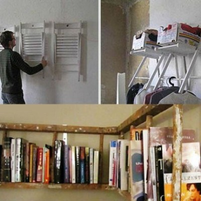 10 Ingenious Ways of Recycling Old Stuff