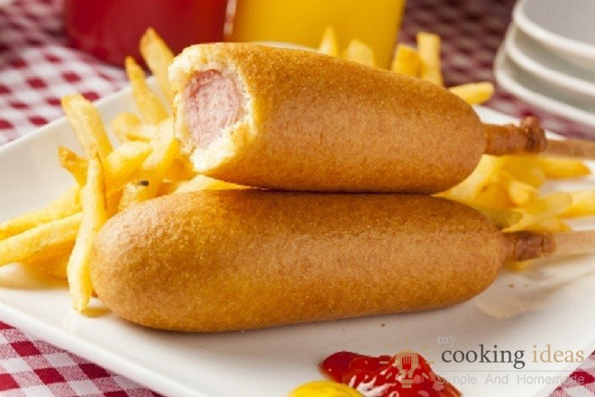 Interesting And Tasty Corn Hot Dogs