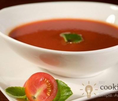 Fresh Jersey Tomato Soup
