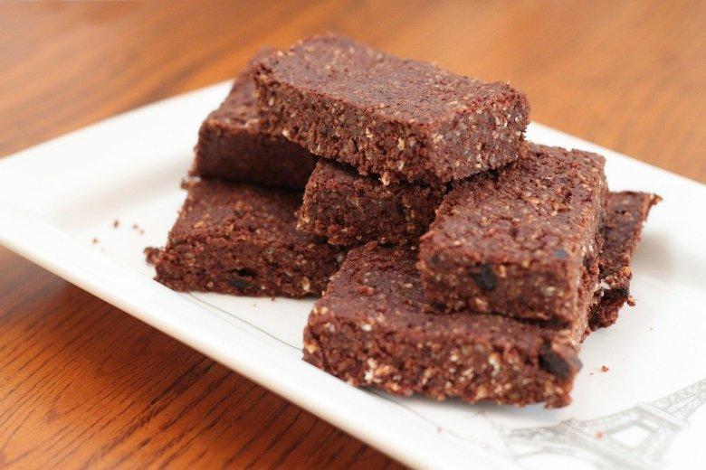 healthy snack bars recipe