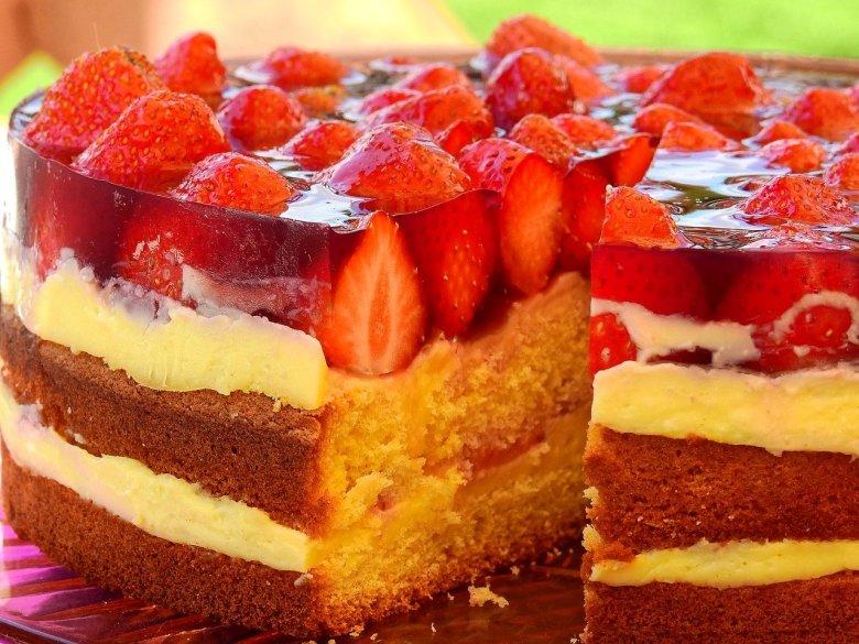 old fashioned strawberry pie recipe