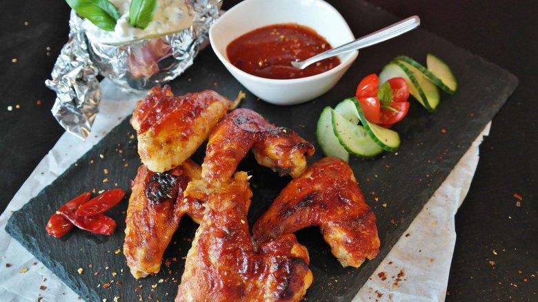 air fryer chicken wings recipe