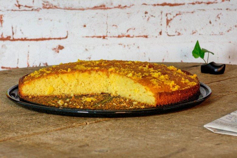 mary berry round lemon drizzle cake