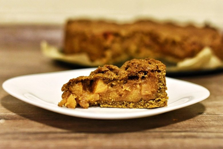 recipe for apple crumble mary berry