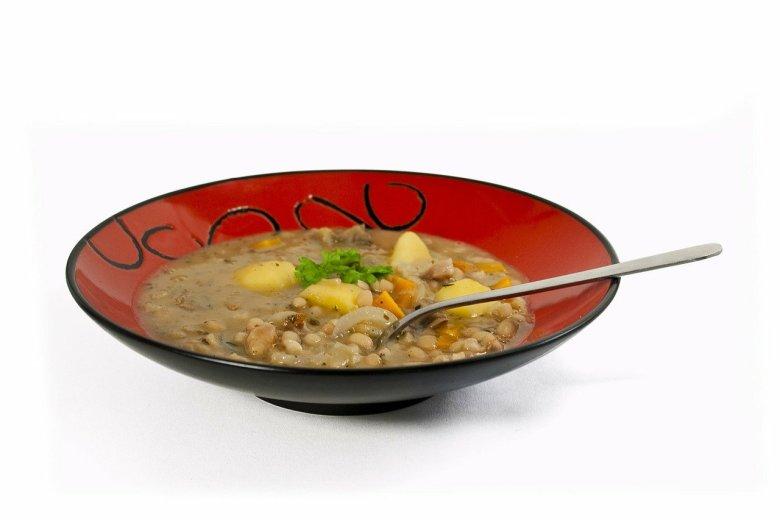 Tuscan bean soup recipe Gordon Ramsay