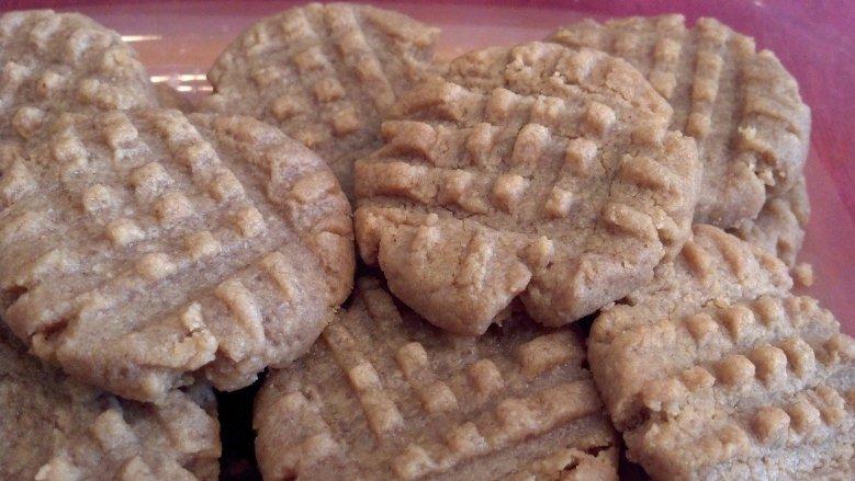betty crocker peanut butter cookies recipe
