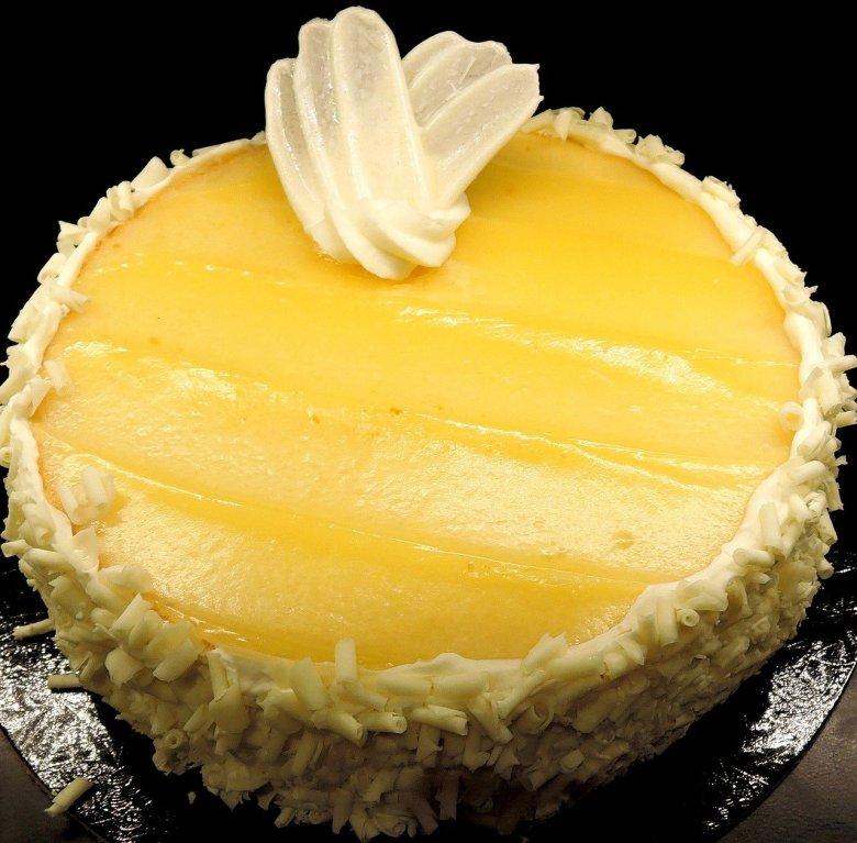 lemon crunch cake mary berry