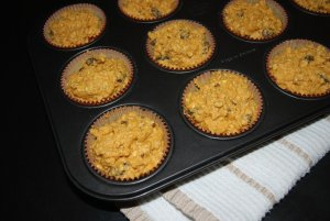 recipe Martha Stewart pumpkin muffin