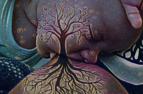 El arbol de la vida #NormalizandoLaLactancia #TreeOfLife