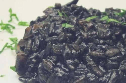risotto - Risotto negro de sepia