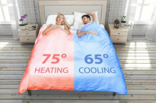 cama - Este edredón inteligente ha llegado para salvar tu relación