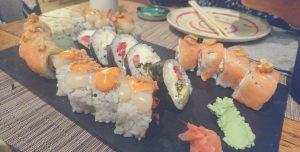 el mejor sushi de la costa brava