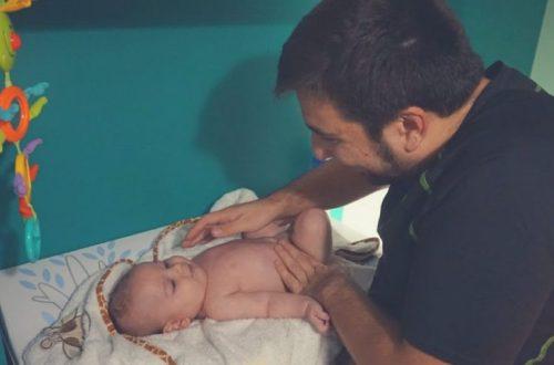 Los padres sienten más estrés que las madres con los bebés prematuros