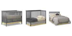 Convertible baby crib transformations 300x150 1 300x150 - La millor selecció de bressols per al teu nadó