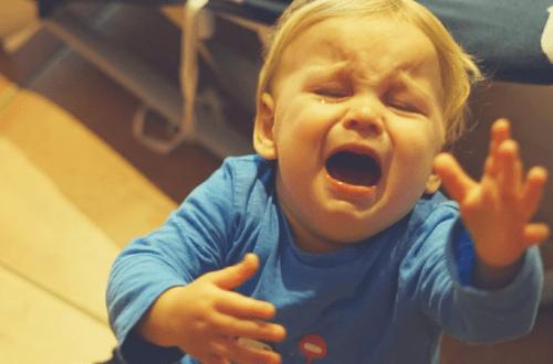 rabietas - Consells per sobreviure a les terribles rabietes infantils