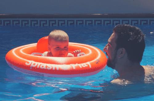 Consejos útiles para la natación con el bebé