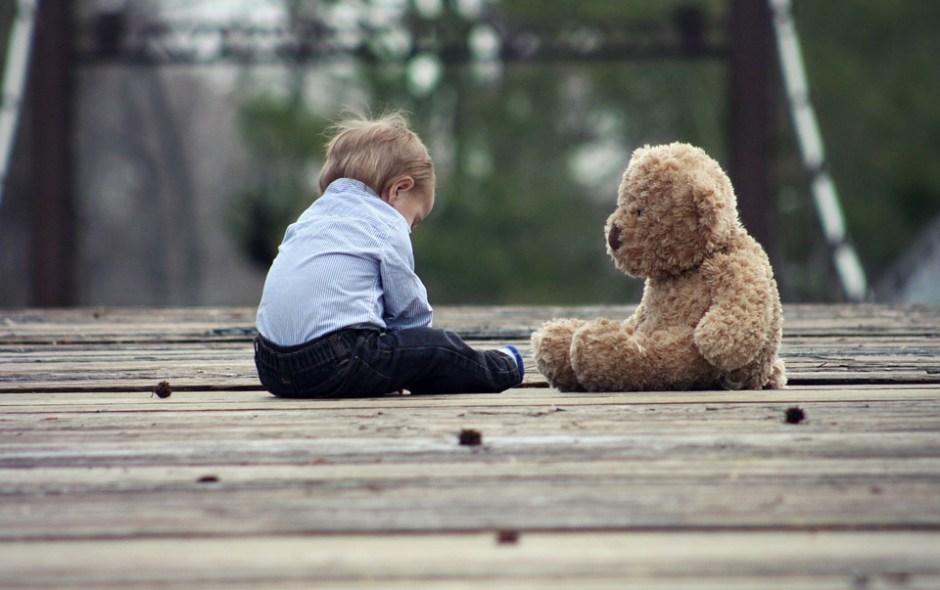 Imagen 1 - La importancia de los peluches como muñecos de apego en la infancia