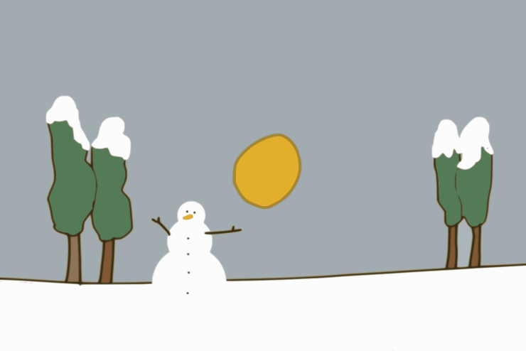 Winter Seasons in Italian