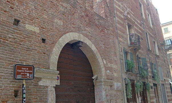 Romeo's house