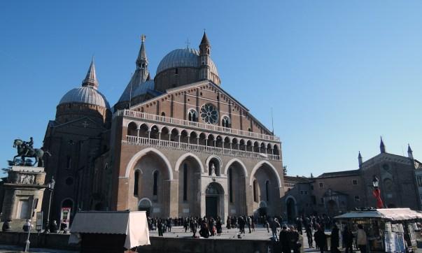 The Basilica of Saint Anthony