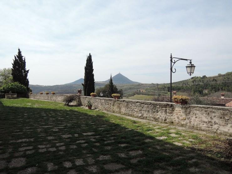 Panorama from Arqua Petrarca