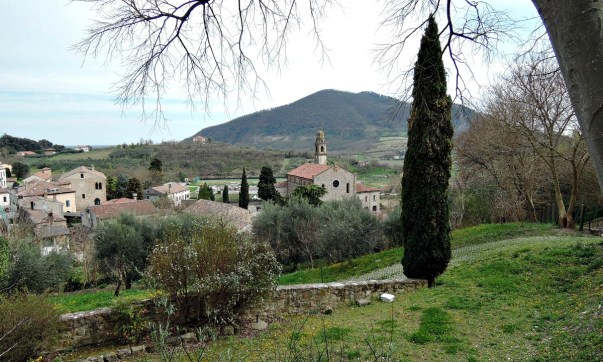 Village of Arqua Petrarca