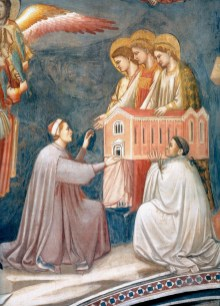 Giotto, Enrico Scrovegni, Scrovegni Chapel ©it.wikipedia.org