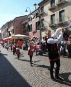 Young Flag-throwers, Palio di Noale