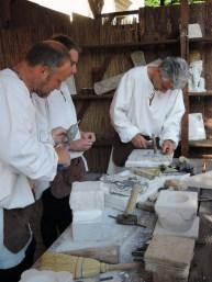 Sculptors, Palio di Noale