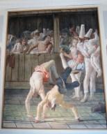 Giandomenico Tiepolo frescoes