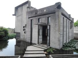 Chapel, Brion Tomb